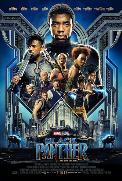 Black Panther online cz