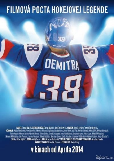38 Demitra Filmová pocta hokejovej legende online cz