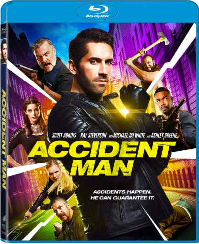 Accident Man online cz