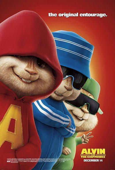 Alvin a Chipmunkové 1 online cz