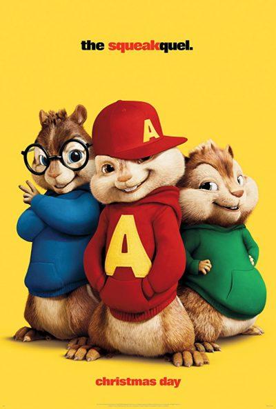 Alvin a Chipmunkové 2 online cz