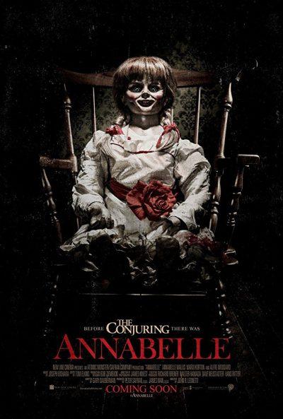Annabelle 1 online cz