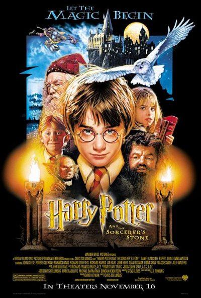 Harry Potter a Kámen mudrců online cz