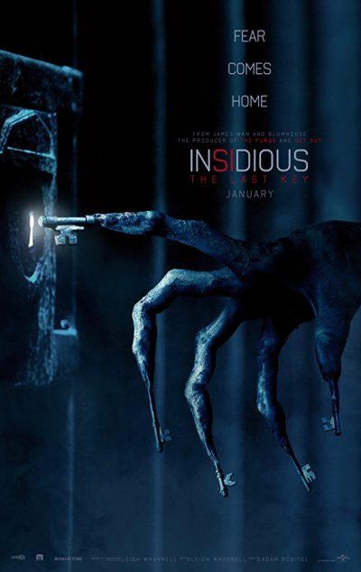 Insidious 4: Poslední klíč online cz
