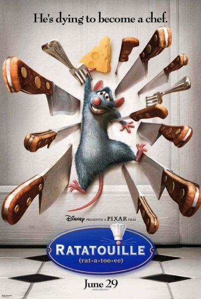Ratatouille online cz