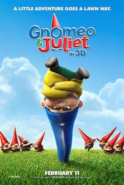 Gnomeo & Julie online cz