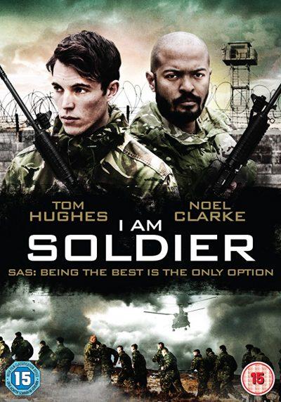 I Am Soldier online cz
