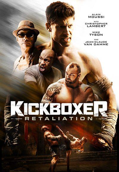 Kickboxer Retaliation online cz