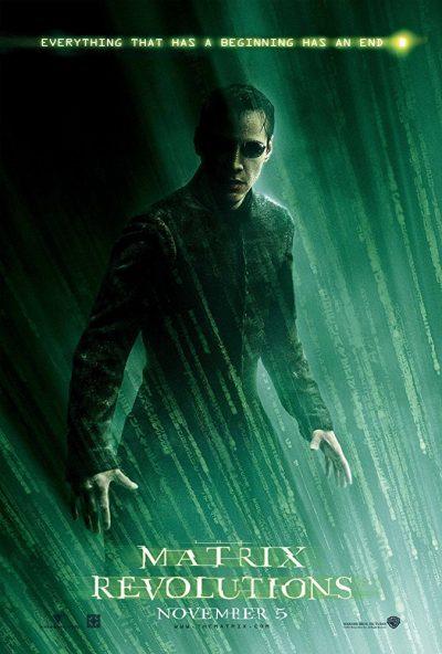 Matrix Revolutions online cz