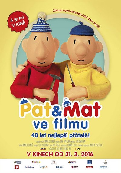 Pat a Mat ve filmu online cz