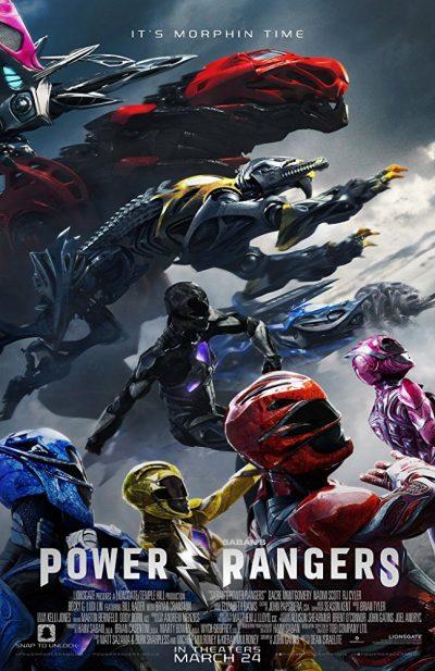 Power Rangers Strážci vesmíru online cz