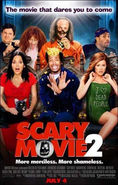 Scary Movie 2 online cz