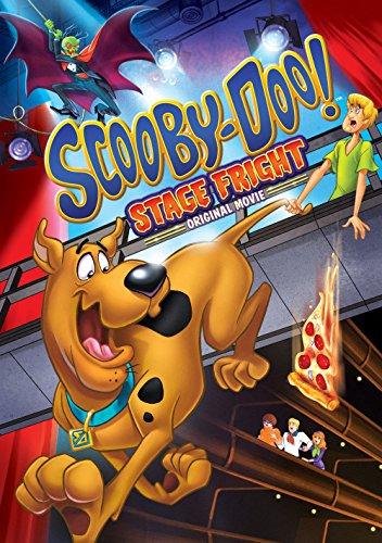 Scooby-Doo! Tréma před vystoupením online cz