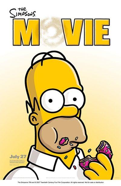 Simpsonovi ve filmu online cz