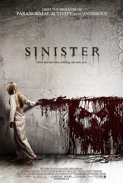 Sinister 1 online cz