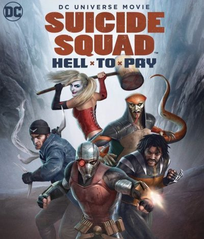 Suicide Squad: Hell to Pay online cz