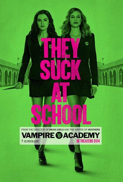 Vampire Academy online cz