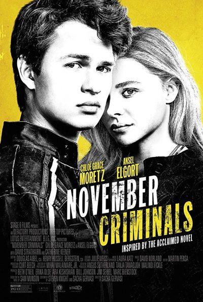 Listopadoví vrazi online film