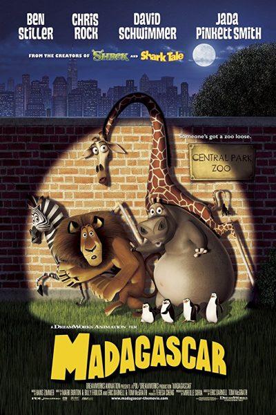 Madagaskar 1 online cz