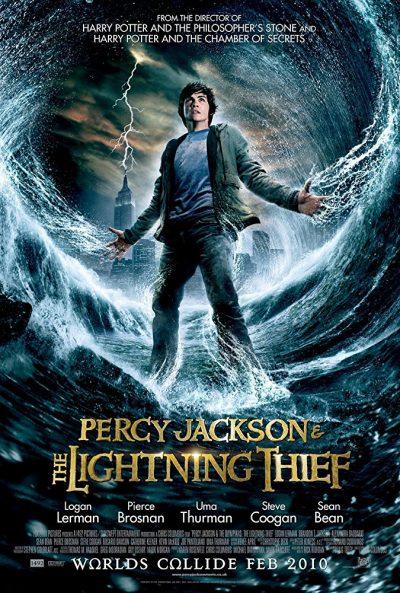 Percy Jackson Zloděj blesku online cz
