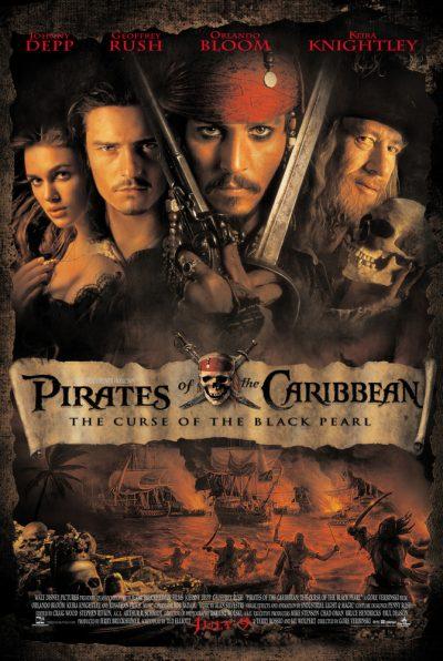 Piráti z Karibiku 1: Prokletí Černé perly online cz