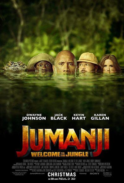 Jumanji 2: Vítejte v džungli! online cz