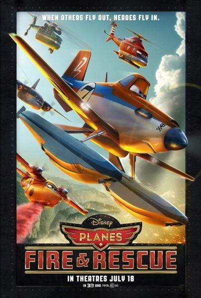 Letadla 2: Hasiči a záchranáři online film