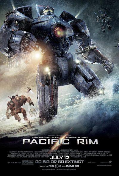 Pacific Rim - Útok na Zemi online cz