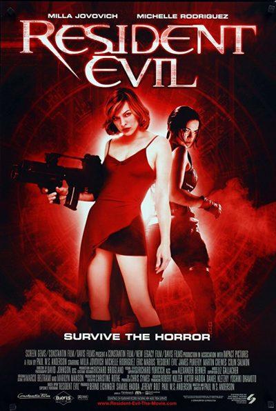 Resident Evil 1 online cz