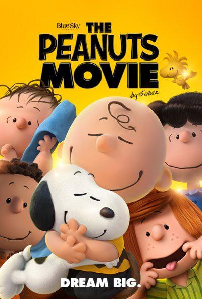 Snoopy a Charlie Brown. Peanuts ve filmu online cz