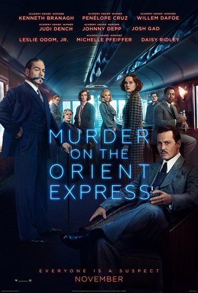 Vražda v Orient expresu online cz