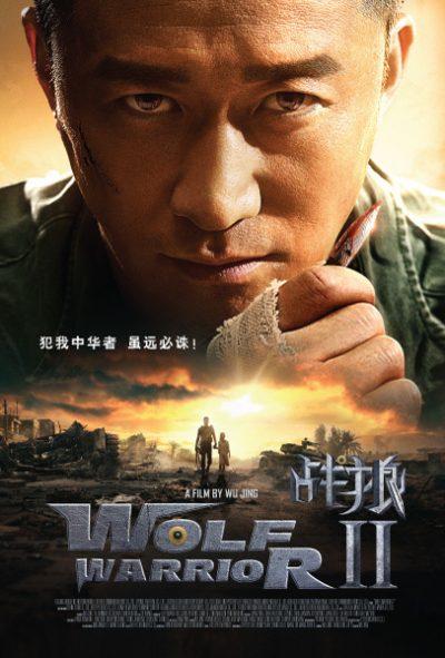 Wolf Warrior 2 online cz