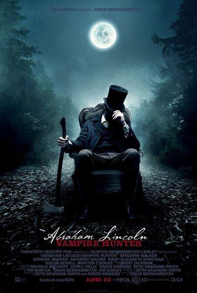 Abraham Lincoln: Lovec upírů online cz