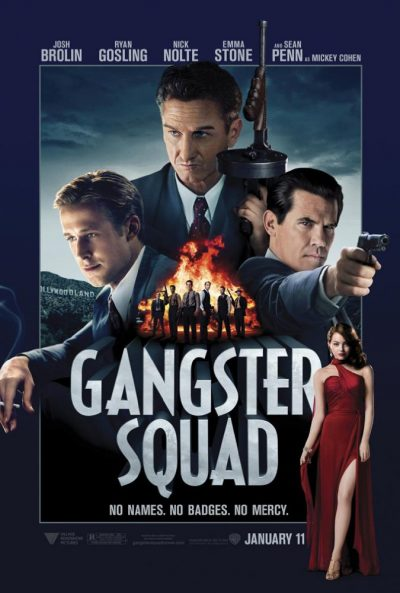 Gangster Squad – Lovci mafie online cz