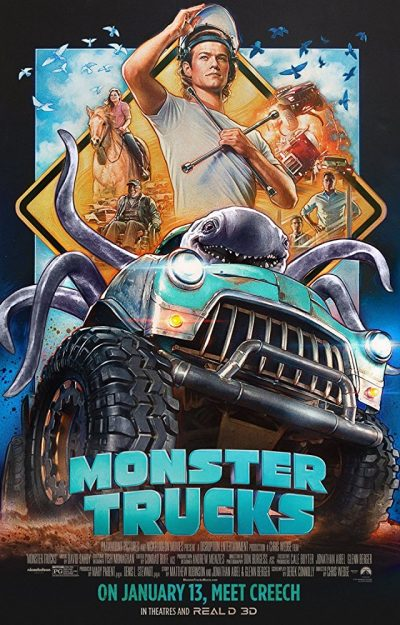 Monster Trucks online cz