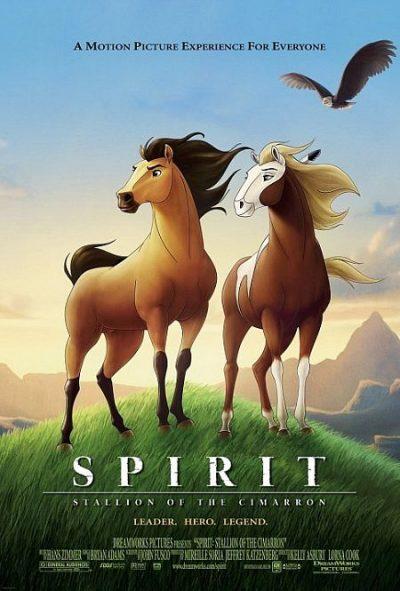 Spirit - divoký hřebec online cz