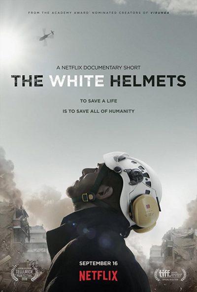 The White Helmets online cz