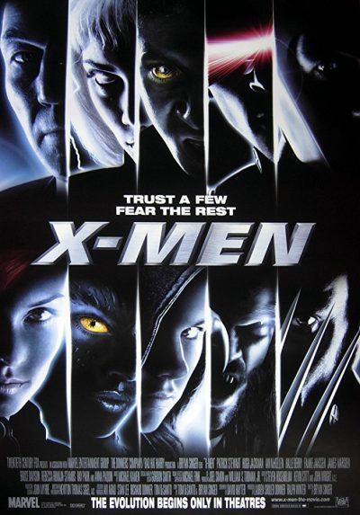 X-Men 1 online cz