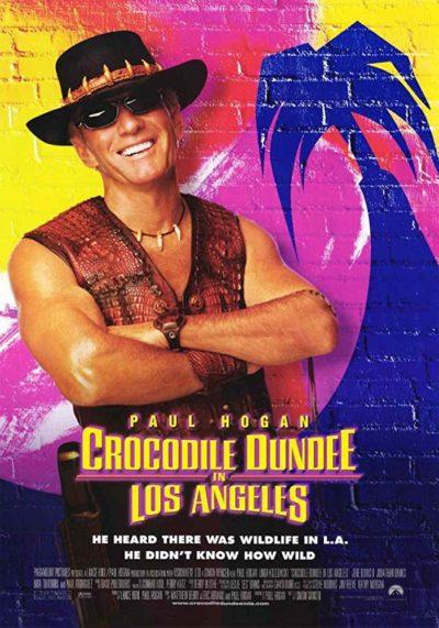 Krokodýl Dundee v Los Angeles online cz