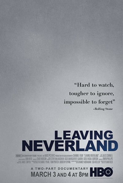 Leaving Neverland online cz