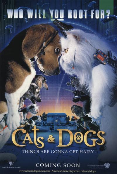 Jako kočky a psi 1 online cz