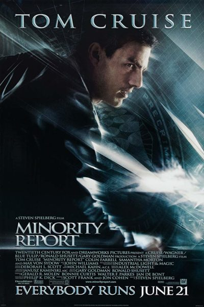 Minority Report online cz