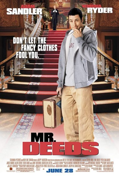 Mr. Deeds - Náhodný milionář online cz