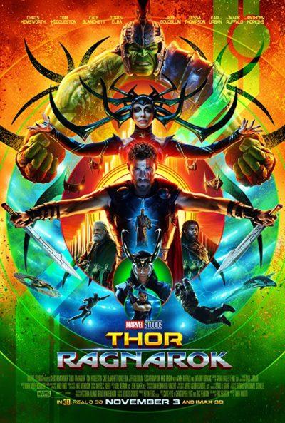 Thor Ragnarok online cz