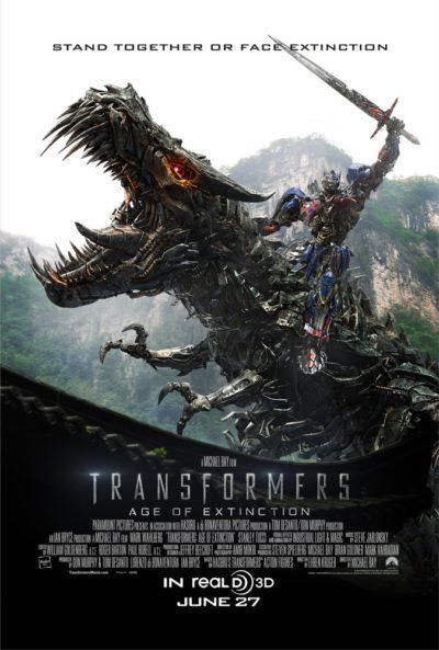 Transformers 4 Zánik online cz