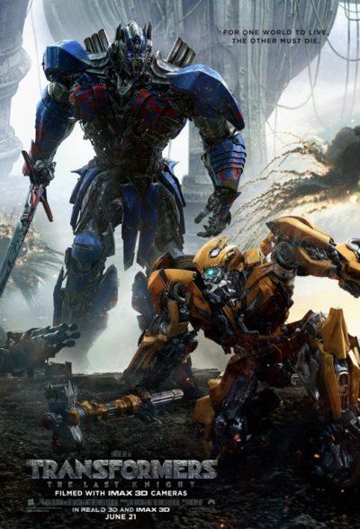 Transformers 5 Poslední rytíř online cz