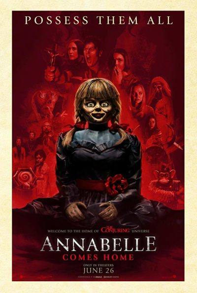 Annabelle 3 Návrat online cz