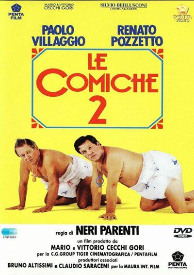 Bláznivá komédia 2 online film