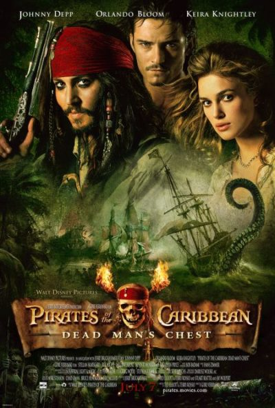 Piráti z Karibiku 2: Truhla mrtvého muže (2006) online cz