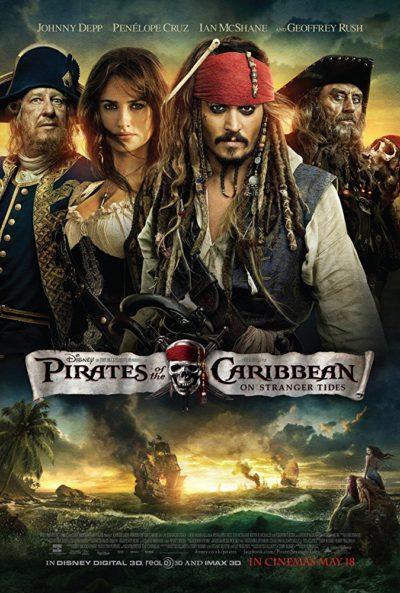 Piráti z Karibiku 4: Na vlnách podivna (2011) online cz